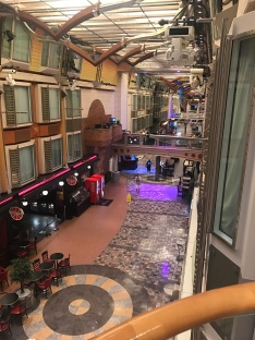 Another look down the Royal Promenade.
